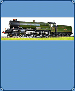 GWR LOCOMOTIVES KING CLASS