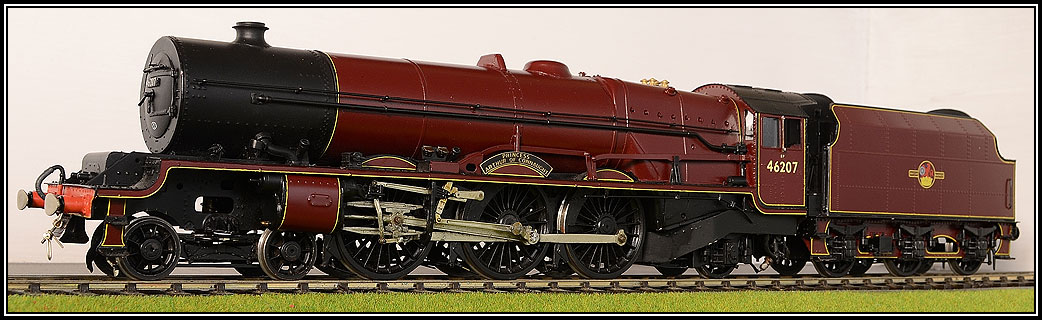 LMS Princess Royal Class Locomotive